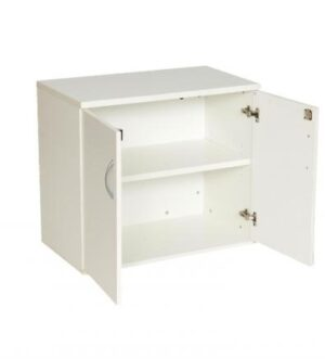 730 Tall White MFC Cabinet