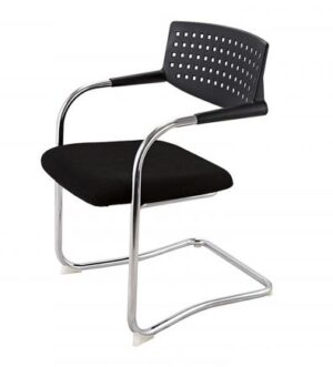 NYLON BACK CANTILEVER MEETING CHAIR